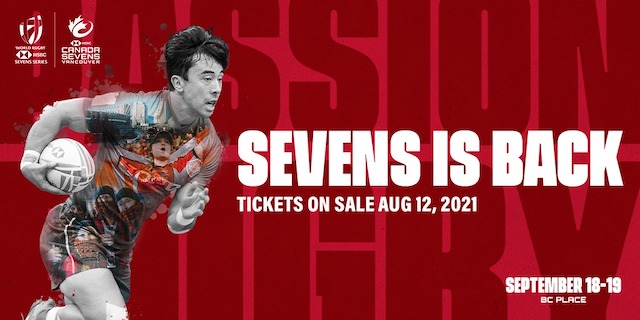 Vancouver Sevens Rugby tickets